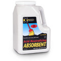 XSORB Acid Neutralizing Absorbent Bottle 6 qt. (Case of 2)