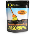 XSORB Caustic Neutralizing Absorbent 2 Liter Bag (Case of 6)