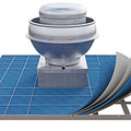 Roof Guardian Filter 72x72 Top & Center