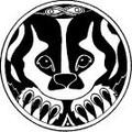 Celtic Animal Badger
