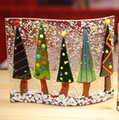 Christmas tree Candle Holder 001