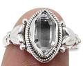 Herkimer Diamond Ring 001