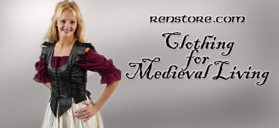Clothing for Medieval Living