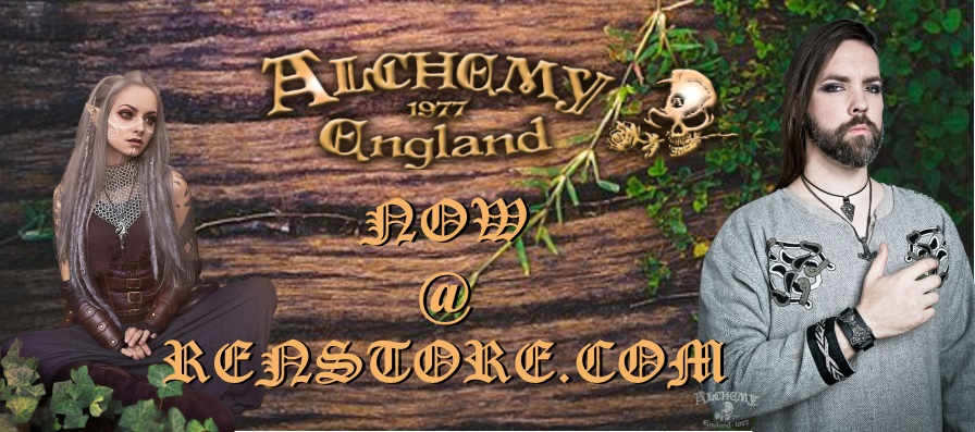 Alchemy of England Now at Renstore.com