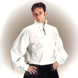 Renaissance Shirt in White
