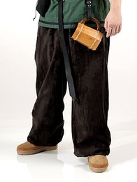 Peasant Drawstring Pants