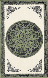 Celtic Roundel Tapestry