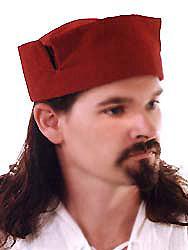 Corduroy Venetian Hat