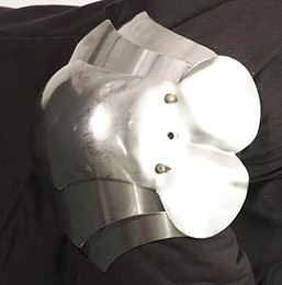 Steel Elbows-unstrapped and unpadded. Two in a set.