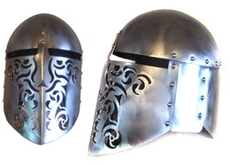 Celtic Design Dome Helmet
