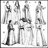 Italian Renaissance Patterns for Women