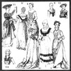 German Renaissance Patterns for Women