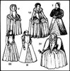 Late Tudor Patterns for Women (Elizabethan)