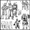 Medieval Military Garment Patterns vol. 1