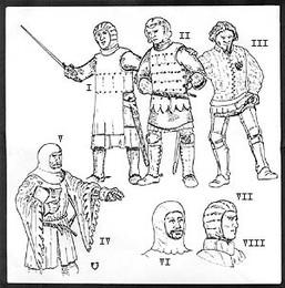 Medieval Military Garment Patterns vol. 2
