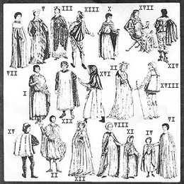 Cape and Tabard Patterns for all