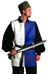 Parti-color Tabards