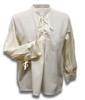 Child's Laced Wedding Shirt, pre-shrunk