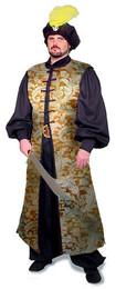 Artist rendering of the Brocade Vizier's Coat.