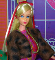 Malibu Blond 6 Katsilk Saran Doll Hair