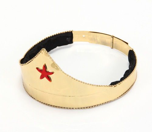 Gold/Red Star Crown