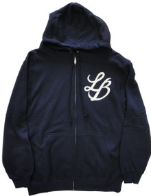 LB CERTIFIED COLLEGIATE ZIP HOODY