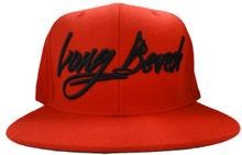 GRAFFITI RED SNAPBACK HAT