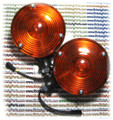 Light 164177AS Double Amber (PAIR)