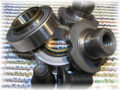 Bearing, Hub, Screw (2 of each)