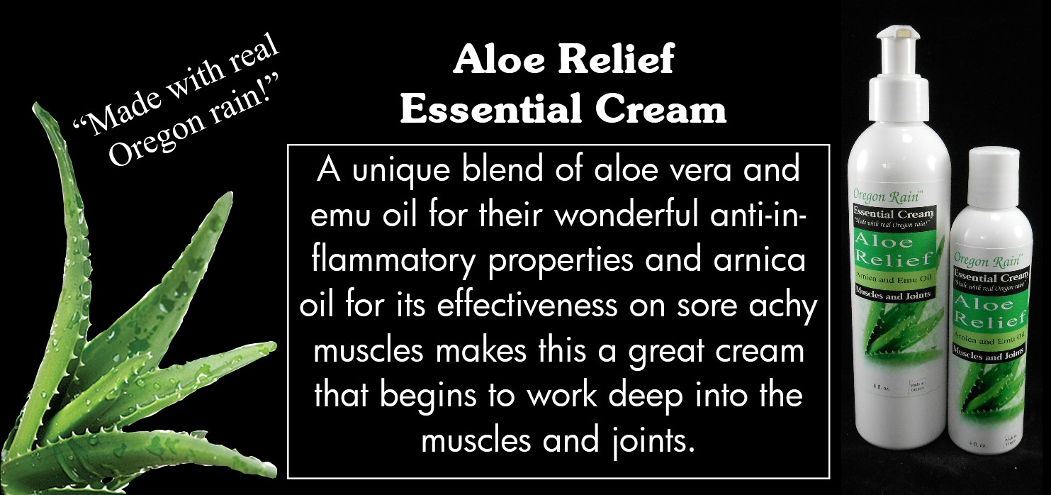 Aloe Relief Cream