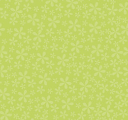 Sugar Daisy Tonal - Green