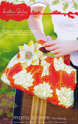 Heather Bailey - Marlo Bloom Handbag Pattern