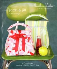 Heather Bailey - Jack & Jill Lunch Bags Pattern