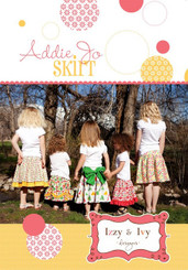 Izzy & Ivy Designs - Addie Jo Skirt Pattern