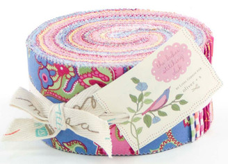 The Ladies Stitching Club Jelly Roll