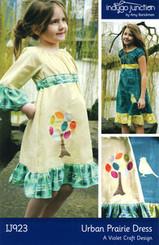Indygo Junction - Urban Prairie Dress Pattern