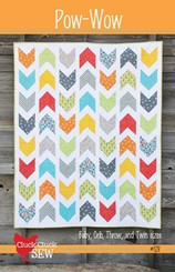 Cluck Cluck Sew - Pow-Wow Quilt Pattern