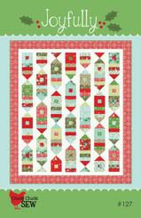 Cluck Cluck Sew - Joyfully Quilt Pattern