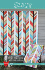 Cluck Cluck Sew - Scout Quilt Pattern