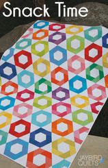 Jaybird Quilts - Snack Time Quilt Pattern