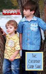 Fishsticks Designs - The Everyday Camp Shirt