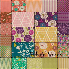 Bungalow Fat Quarter Bundle