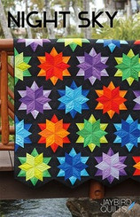 Jaybird Quilts - Night Sky Quilt Pattern