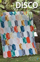 Jaybird Quilts - Disco Quilt Pattern