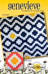 Crazy Old Ladies - Genevieve Quilt Pattern