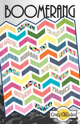 Crazy Old Ladies - Boomerang Quilt Pattern