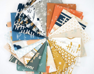 Bound Fat Quarter Bundle