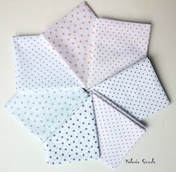 Dots The Point Fat Quarter Bundle