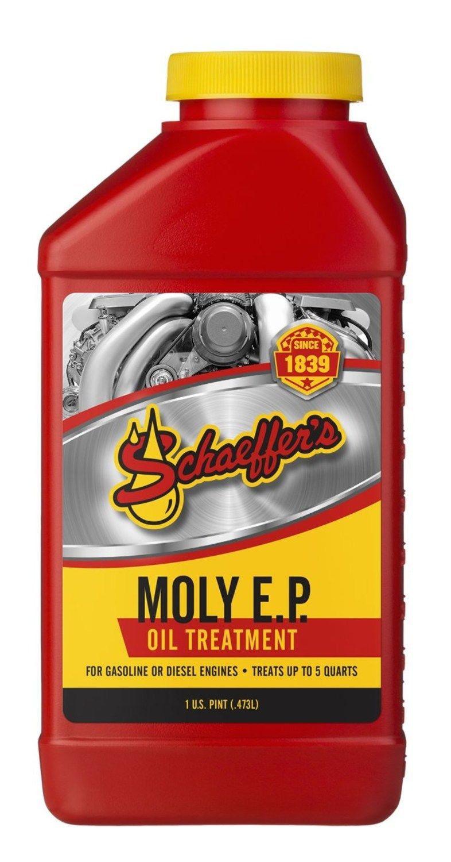 Schaeffer 39 S 132 Moly E P Oil Treatment 3 Pints