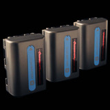 STANDARD CAPACITY BATTERY TRI-VALUE PACK